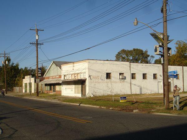 Abandoned Baton Rouge Scenic Highway