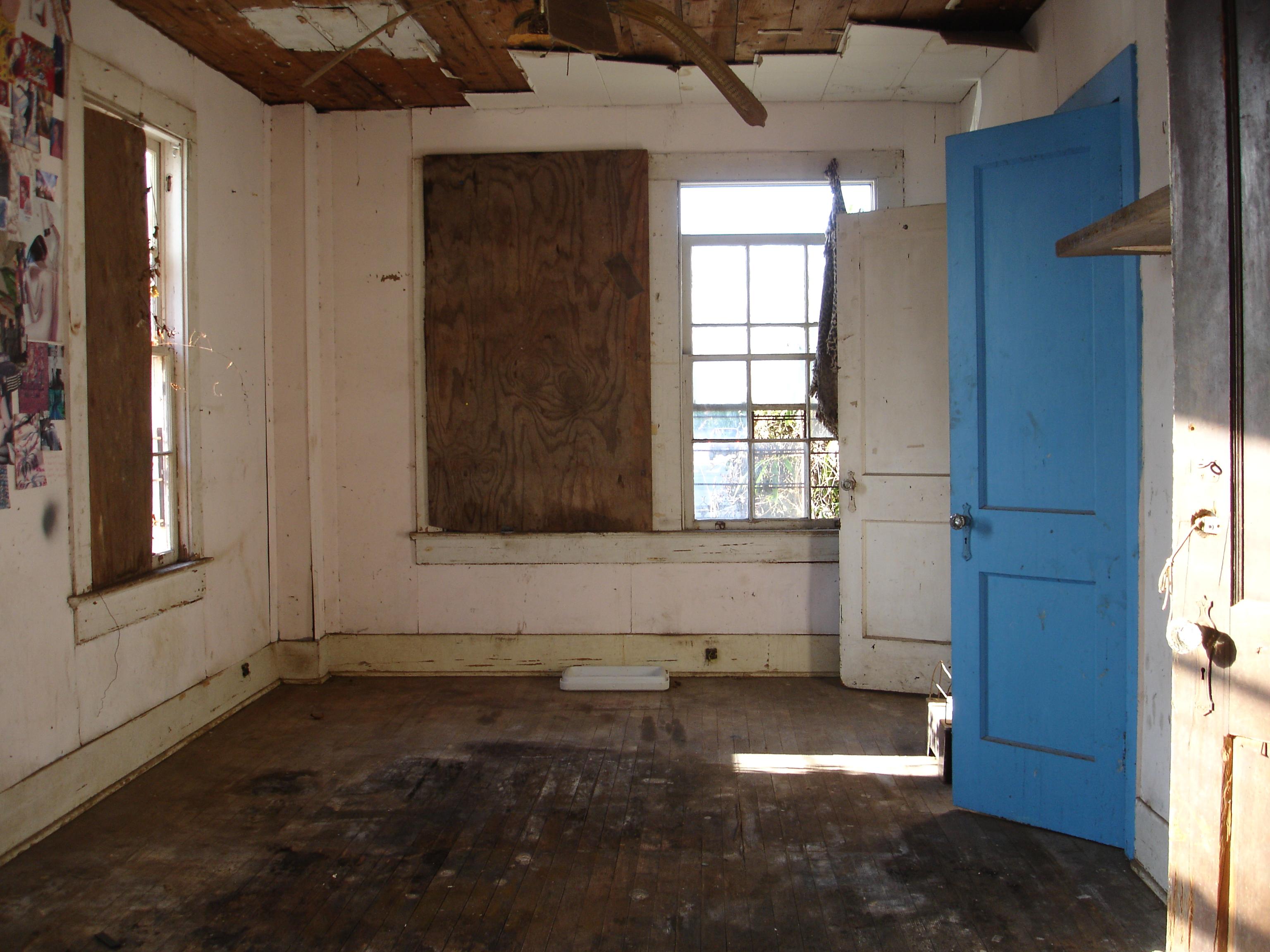 Abandoned Baton Rouge State Street Housing