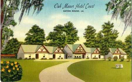 Oak manor hotel court
