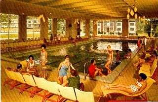 Pines indoor pool